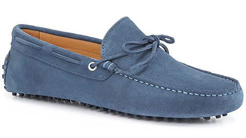 Blue Driver Loafer