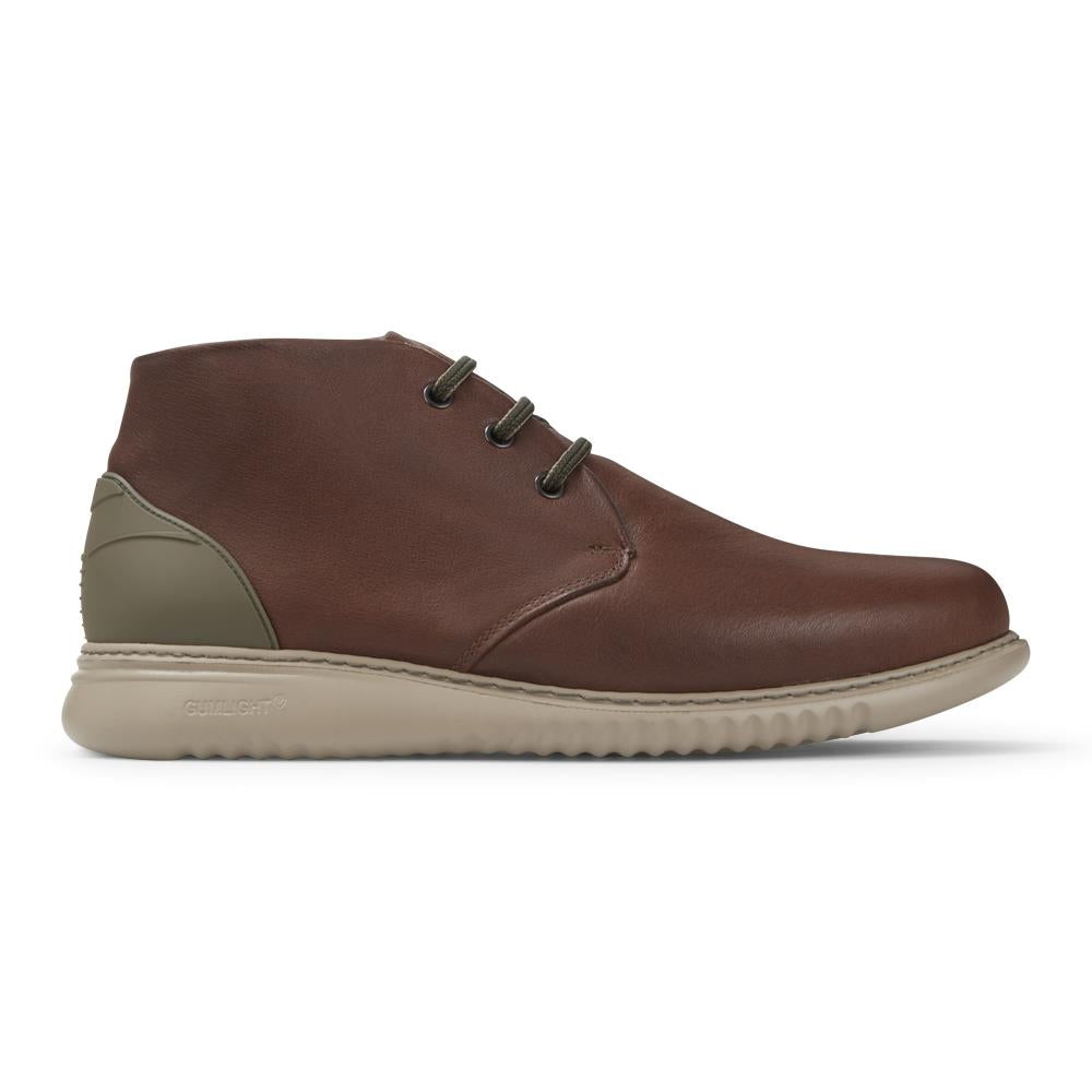 Leather Chukka Boot - SKAP28503 / 314 357