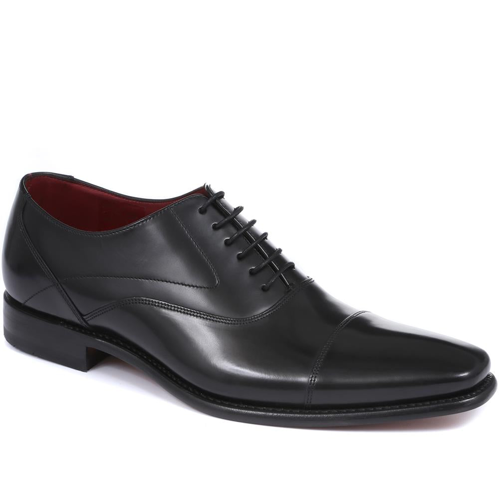 Sharp 4 Leather Oxfords - SHARP 4 / 27234092