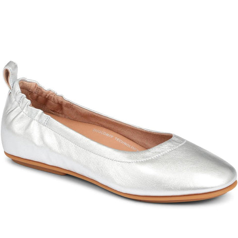 Allegro Leather Ballet Pumps - FITF29522 / 314 255