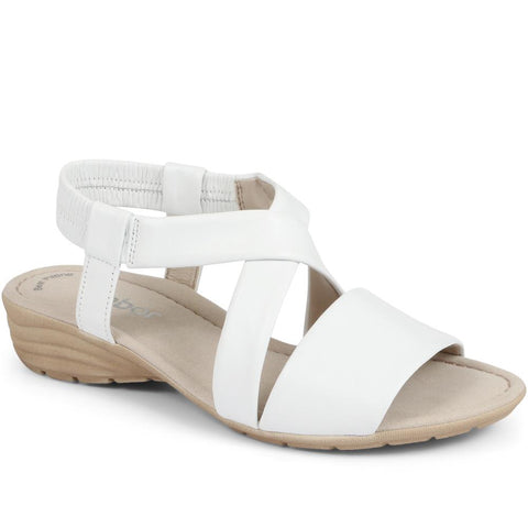 Ensign Casual Leather Sandal - GAB29506 / 314 577