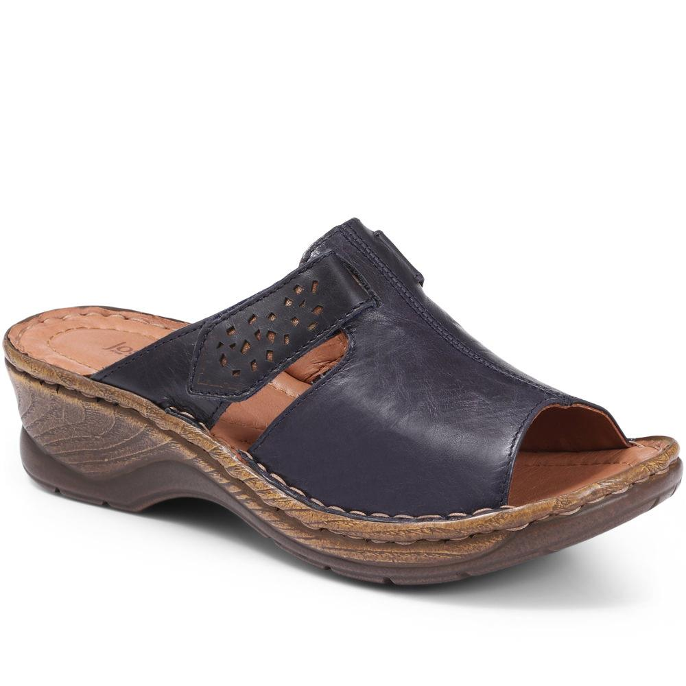 Leather Mule Sandal - JOSEF29509 / 315 146