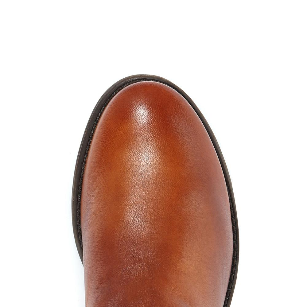 Leather Chelsea Boots - BUG30519 / 316 165