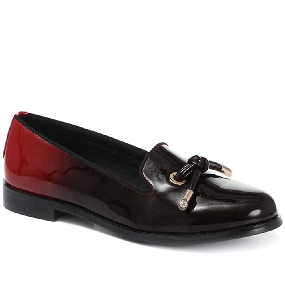 Patent Leather Loafer - SANXI30500 / 316 920