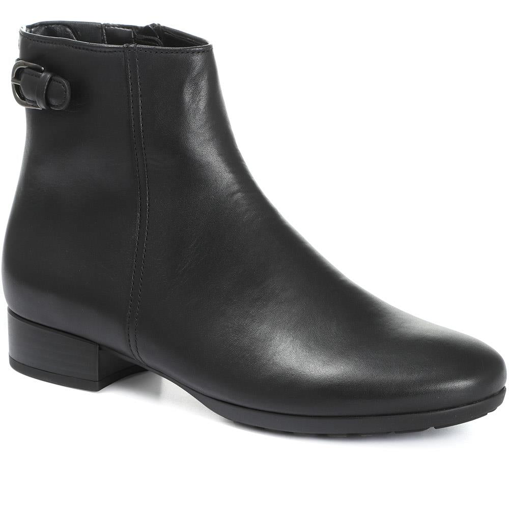 Partner Leather Ankle Boot - GAB30552 / 316 630