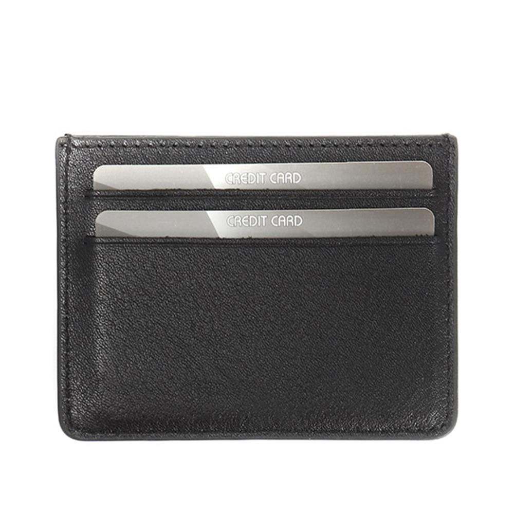 Leather Croc Card Holder - GRAND30502 / 317 224