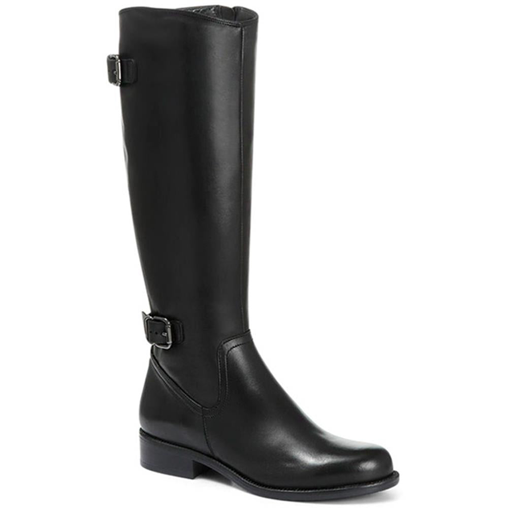 Leather Knee High Rider Boot - CARM30514 / 316 576