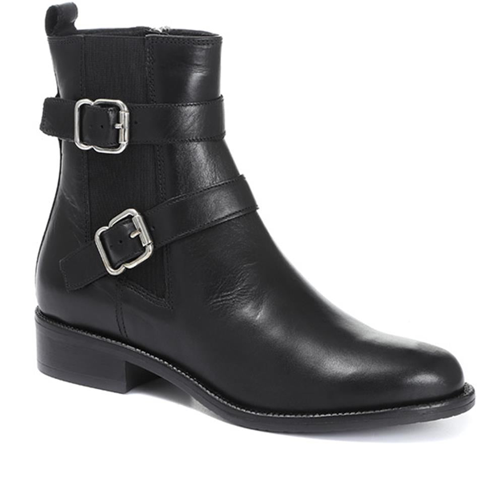 Leather Chelsea Ankle Boots - CARM30528 / 317 176