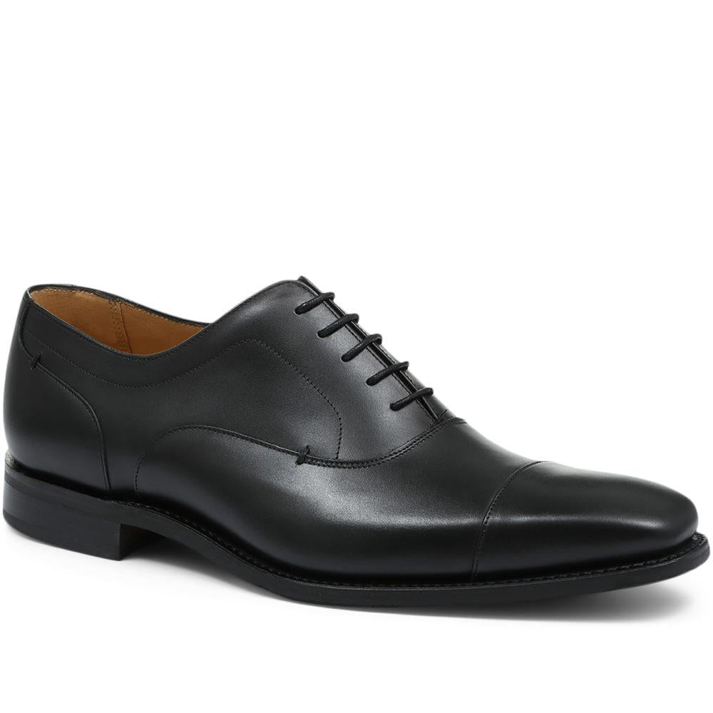 Liam Wide Fit Toe Cap Oxford Shoes - BARFP30500 / 316 952
