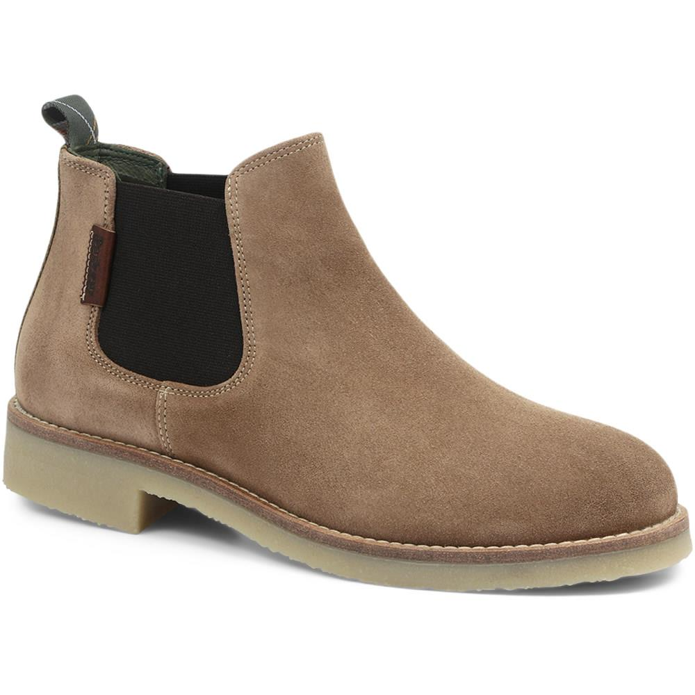 Nicole Suede Leather Chelsea Boots - BARBR31508 / 317 398