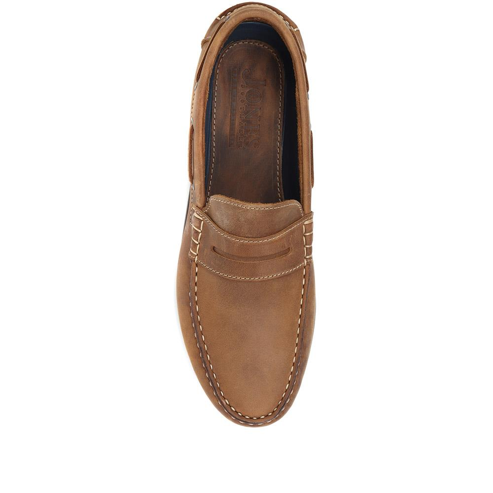 Paddy Leather Penny Loafer - PADDY / 317 765