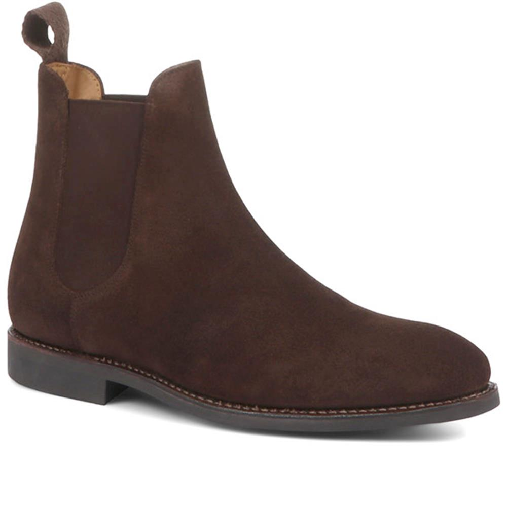 Foresthill Suede Chelsea Boots - FORESTHILL2 / 318 993