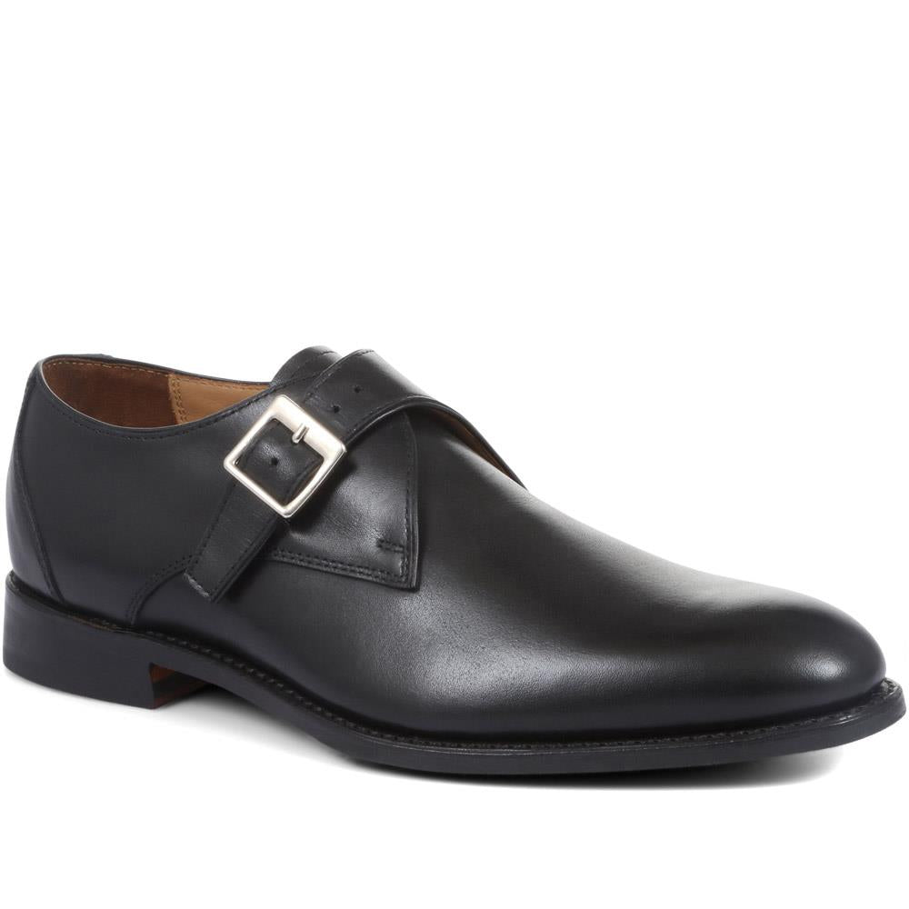 Knoxx Leather Monk Shoe - KNOXX / 318 994