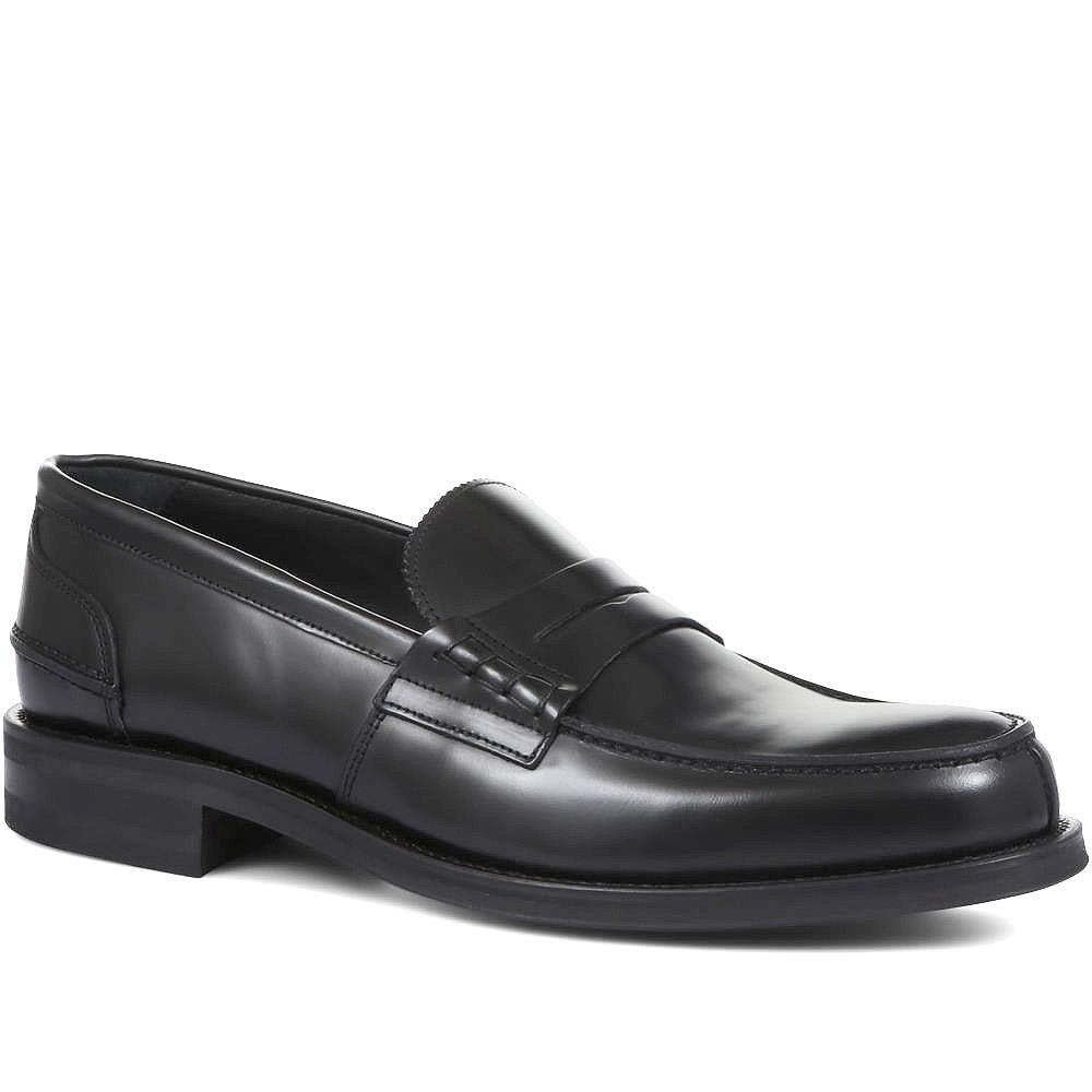 Chorleywood Leather Penny Loafers - CHORLEYWOOD / 319 291