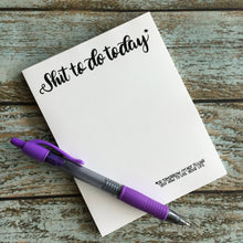 Realistic Notepad for your everyday life, TODO list