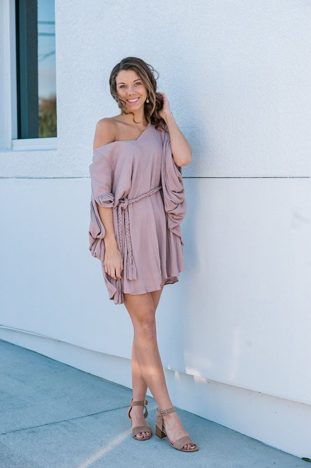 Laguna Boho Dress