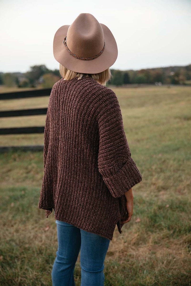Sawyer Pocket Cardigan