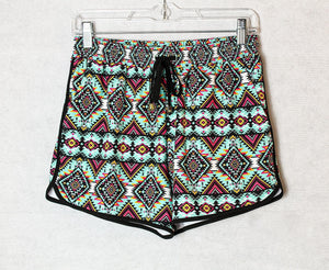Gypsy Aztec Shorts