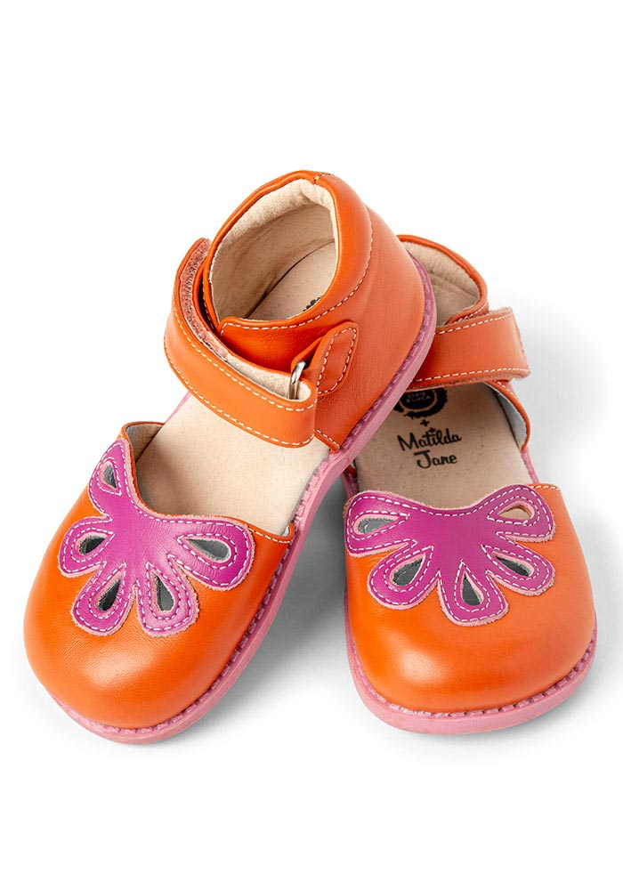 Sunrise Petal Shoes