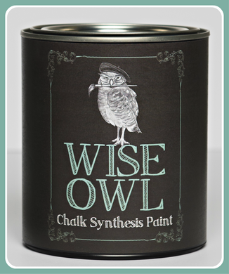 Wise Owl Chalk Synthesis Paint 16 oz