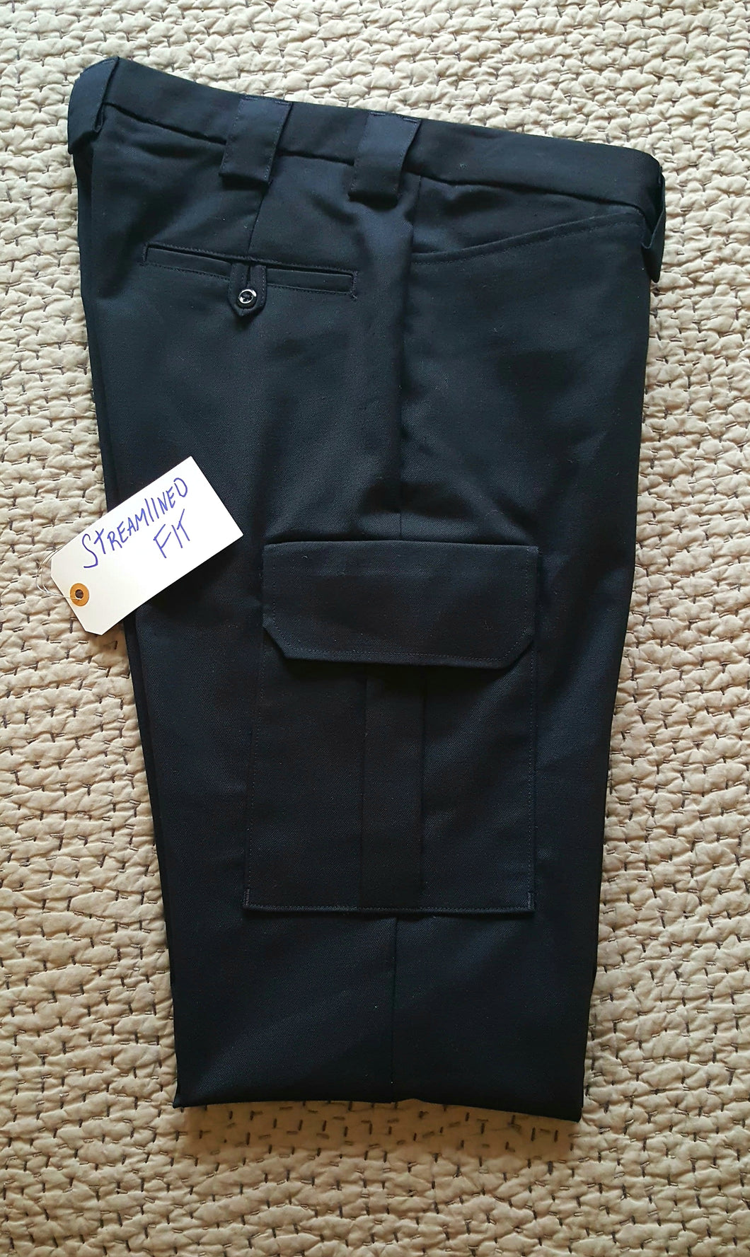 Streamlined Fit - Class B - Cargo Uniform Pants