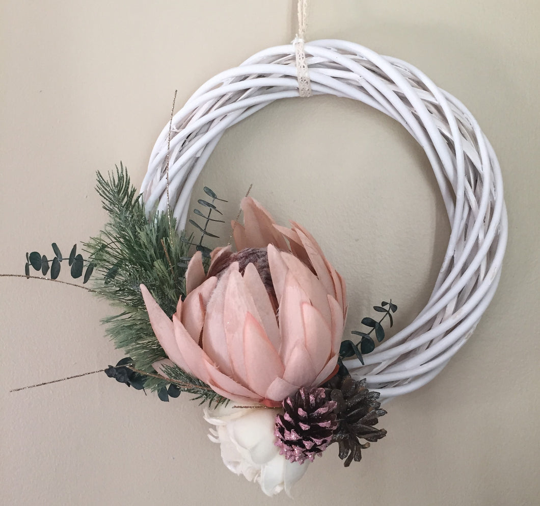 THAT'S SO BOHO FLORAL WREATH