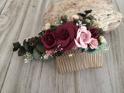 OUR MOST POPULAR FLOWER COMB