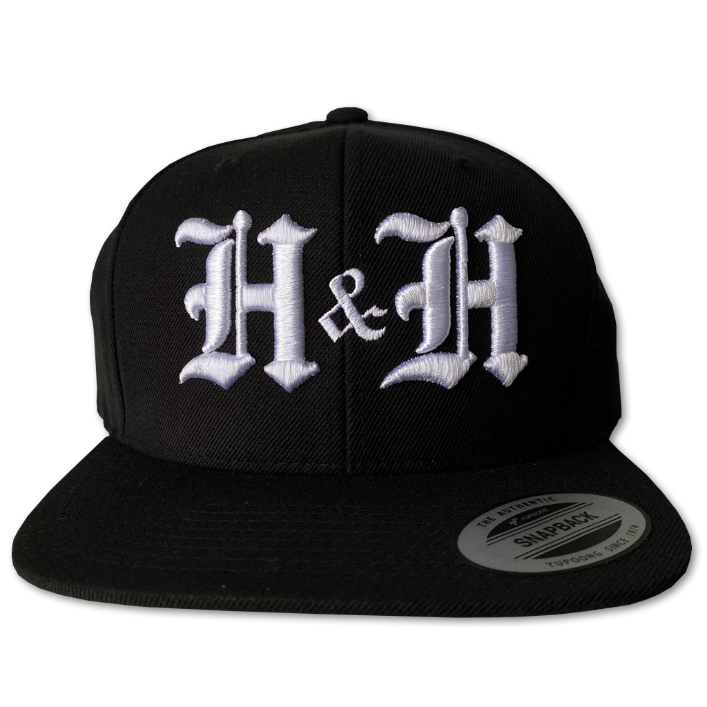 OE Snapback Hat - Black