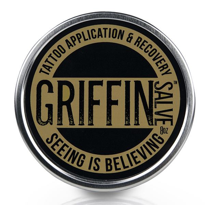 Griffin Salve Aftercare (1oz - 8oz)