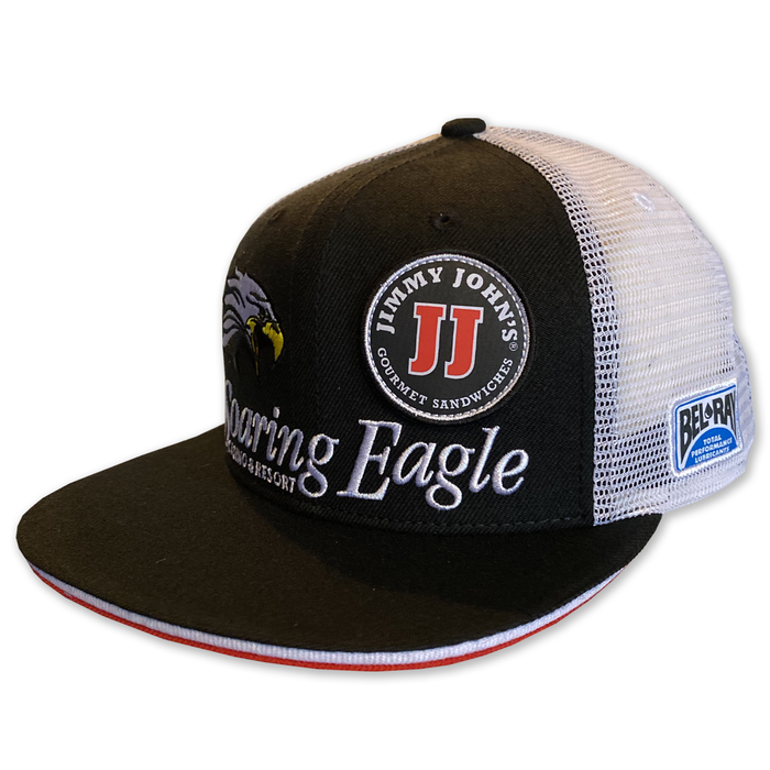 Hart & Huntington x RCH Race Team Mesh Trucker Snapback Hat