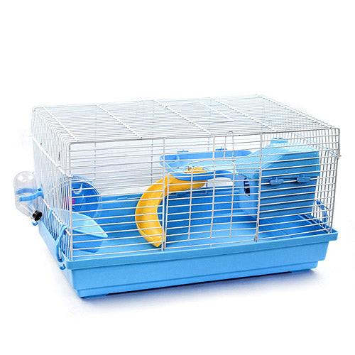 Large Feature Packed Gerbil Cage