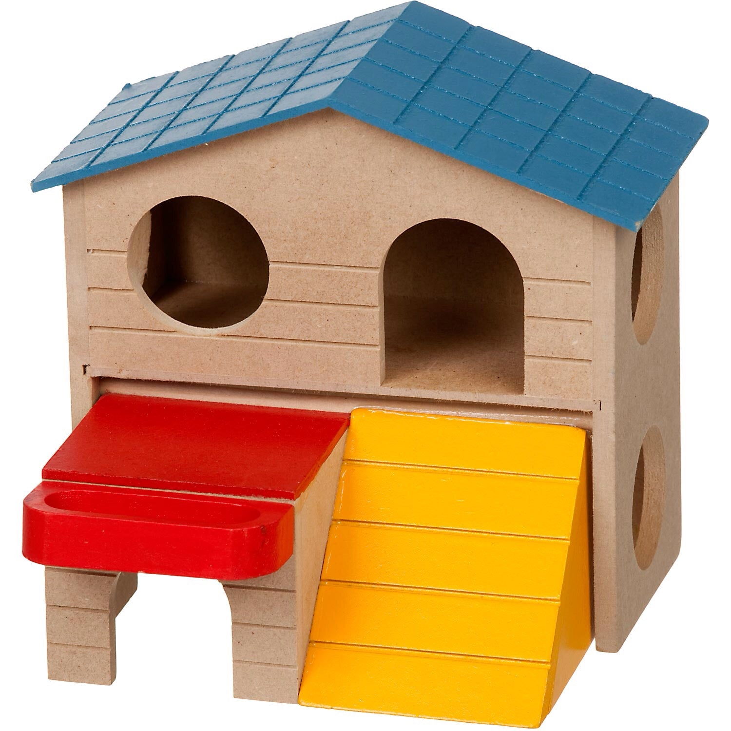 Wooden House For Hamsters
