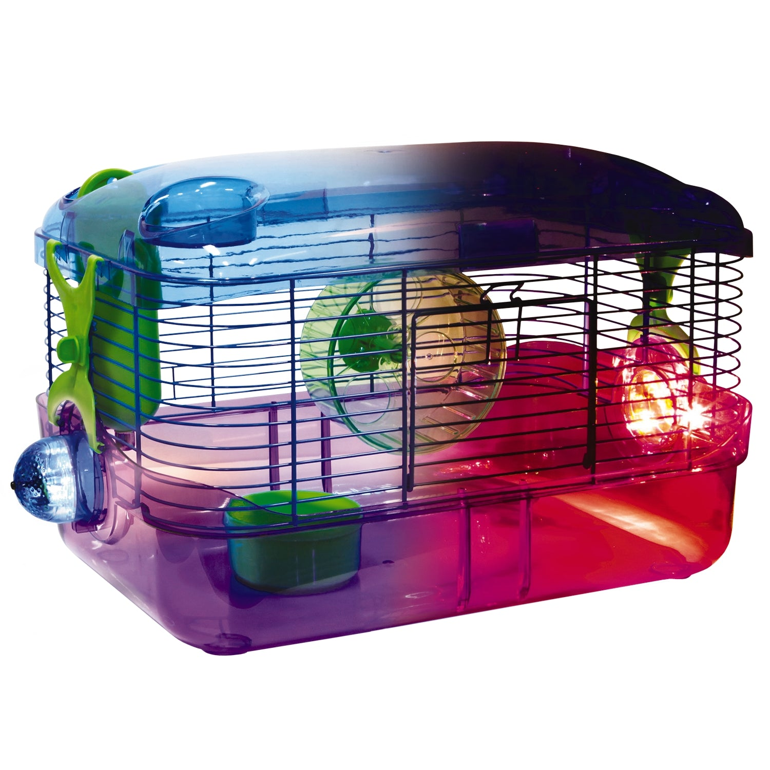 Kaytee Crittertrail LED Lighted Habitat