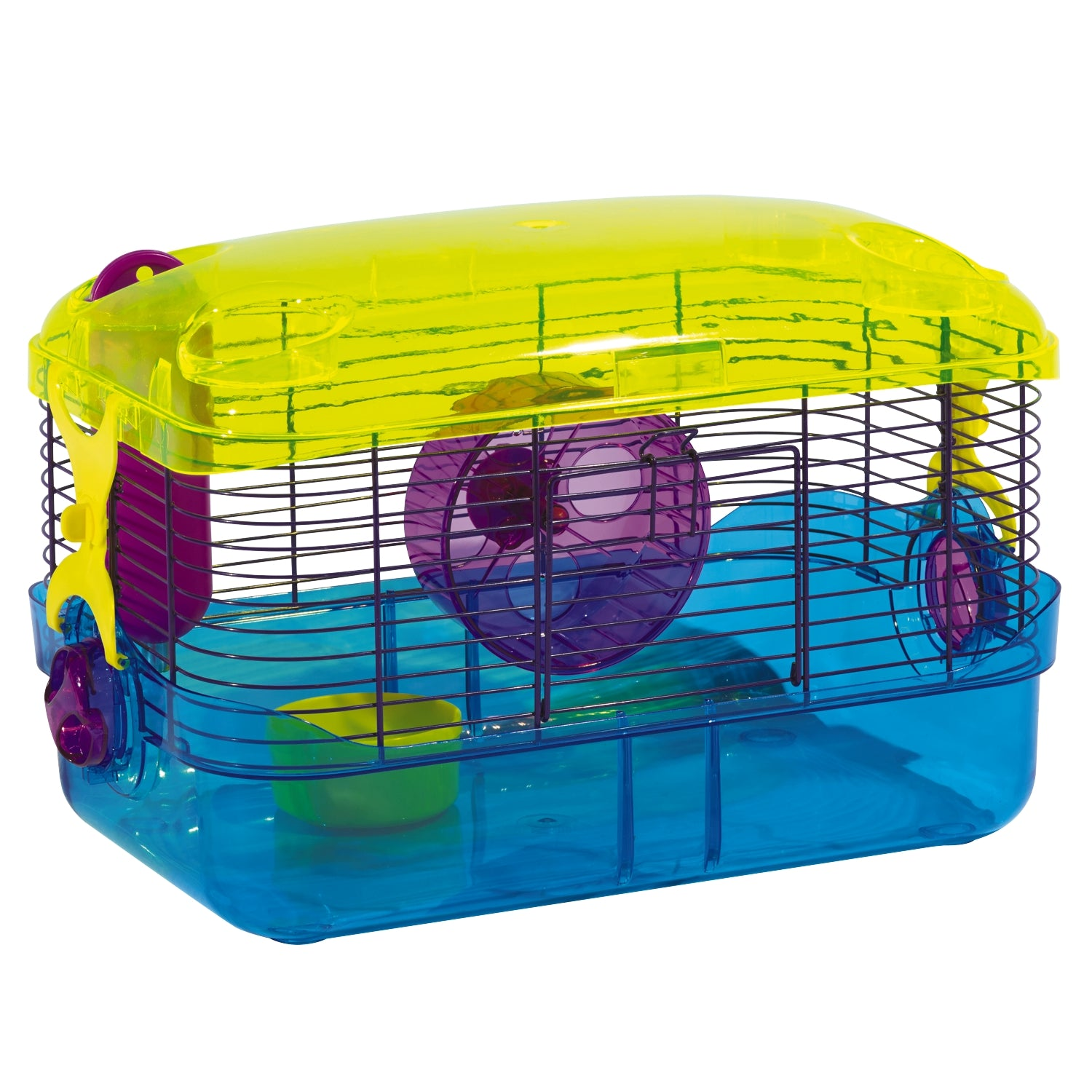 Kaytee CritterTrail Simple Start Habitat Gerbil/Hamster Cage