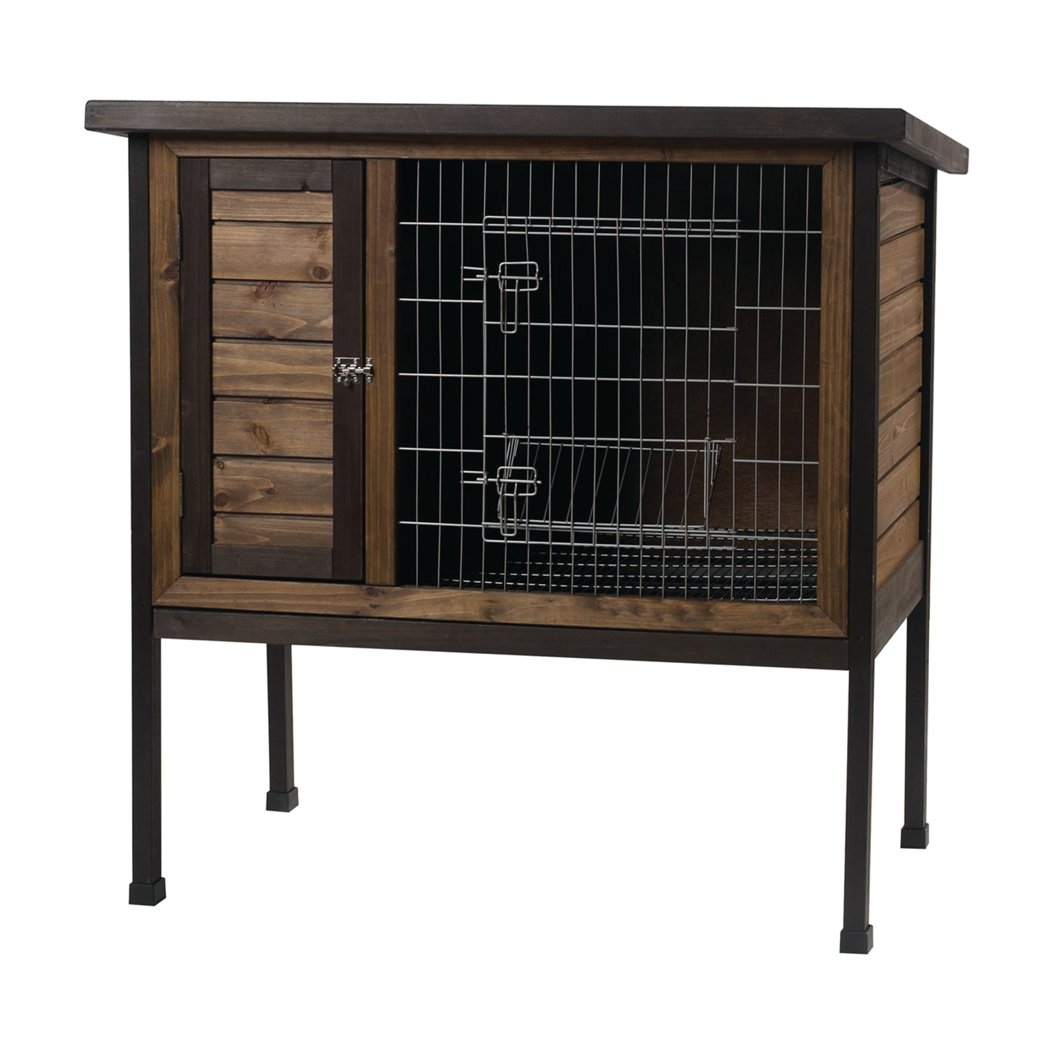 Kaytee Premium One Story Rabbit Hutch