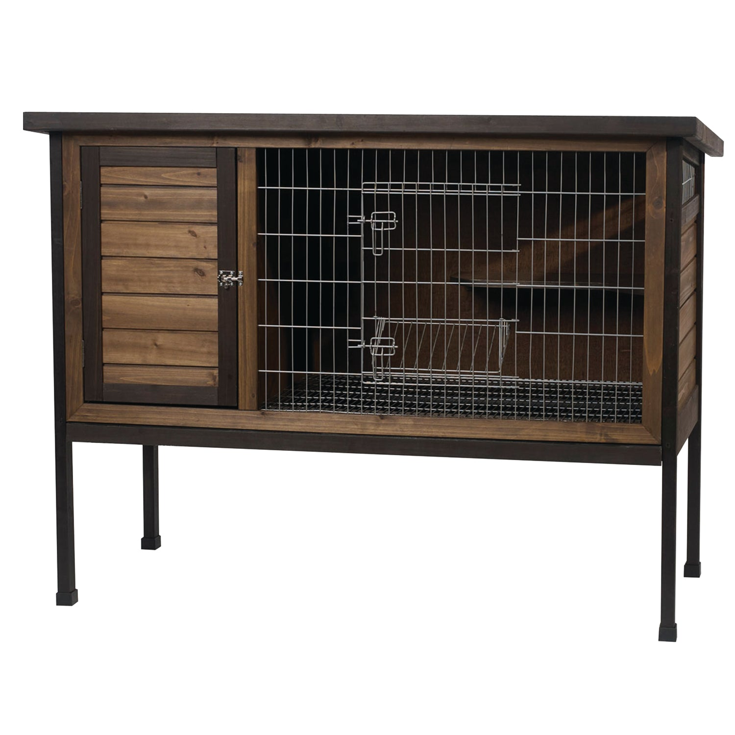 Kaytee Guinea Pig Hutch, 1-Story, 48-Inch Wide