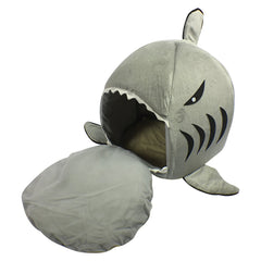 Stylish Shark Cat Nest/Bed