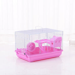 Large Feature Packed Mouse/Rat Cage