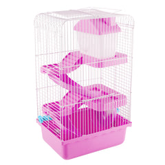3 Layer Hamster Castle Cage