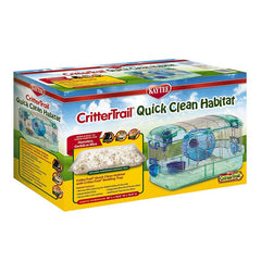Kaytee CritterTrail Quick Clean Mouse Habitat