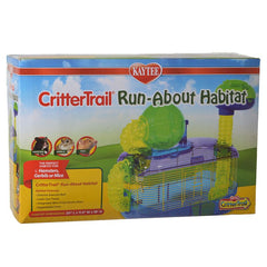 Kaytee CritterTrail Run-About Habitat