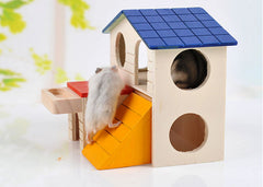 Wooden House For Mice/Rats