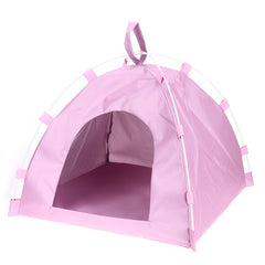 Waterproof Oxford Cloth Dog Tent For Small Dogs
