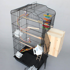 Cage Heaven™'s Fully Equipped Luxurius Bird Cage