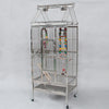 Cage Heaven™'s Fully Equipped Luxurious Stainless Steel Bird Cage