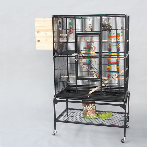 Cage Heaven™'s European Style Luxurious Fully Equipped Premium Bird Cage