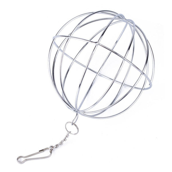 Stainless Steel Grass Feeding Ball