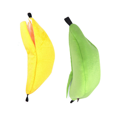 Banana Design Hammock For Small Animal Cages