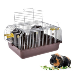 Premium Mouse Cage Equipped for 2 Mice/Rats