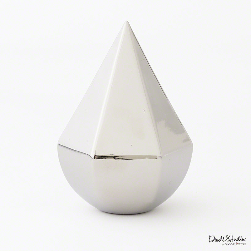 Koons Object (Silver, Gold)